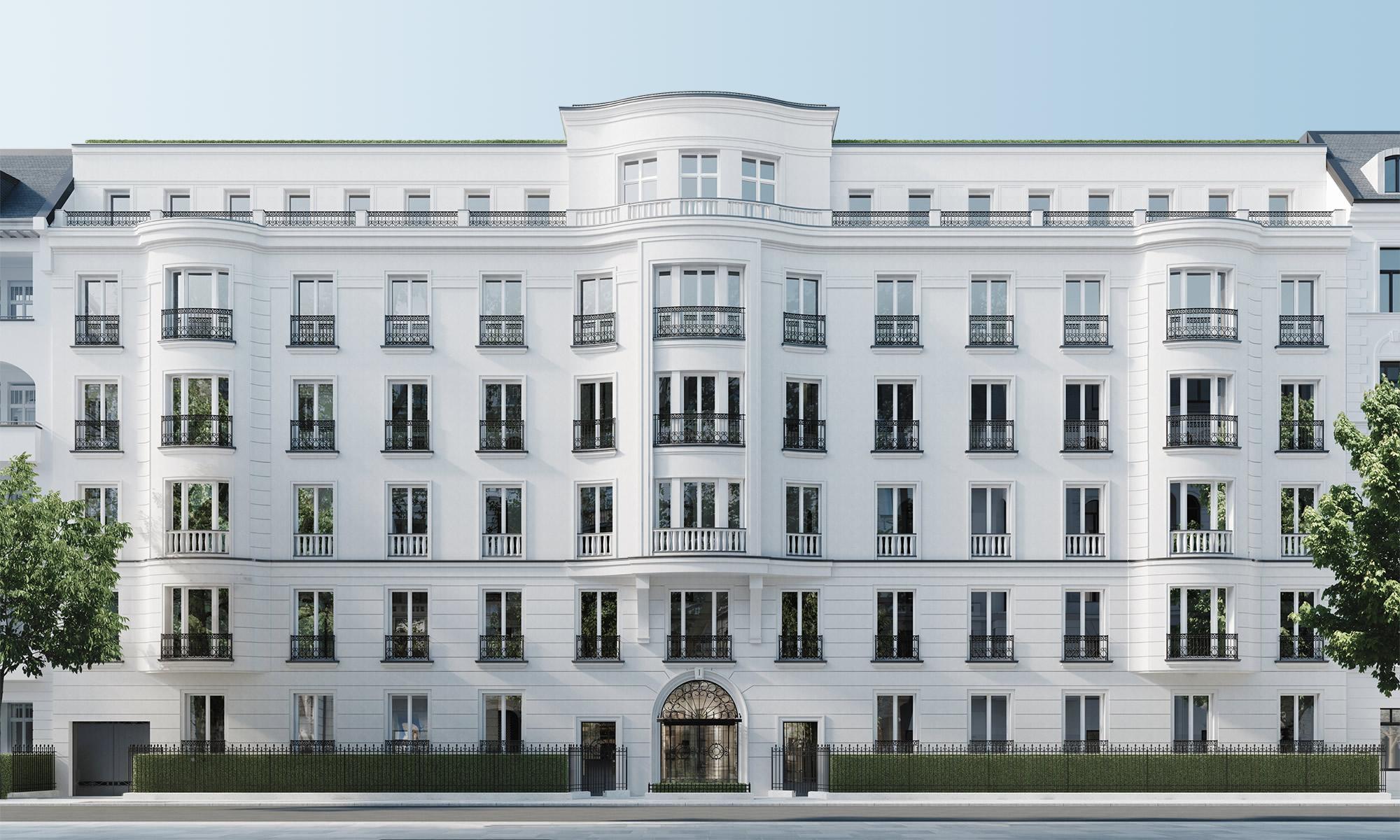 Eisenzahn 1 - zwölf außergewöhnliche Wohnungen